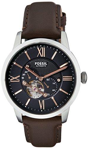Reloj Fossil Townsman Me3061 Hombre Negro
