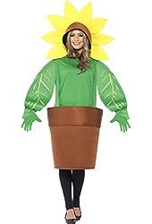 Smiffy's Women's Sunflower Costume