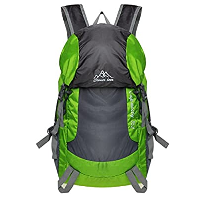PioneerHiker 35L Durable Packable Handy Lightweight Hiking Backpack Daypack for Camping Travel School Cycling