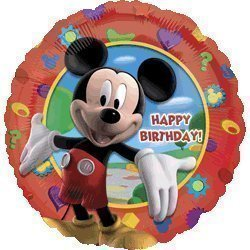 "Mickey Balloon 18"" (3 ct) - 1"