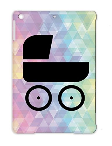 Pregnancy Buggy Pram Baby Pram Cover Case For Ipad Air Black front-48203