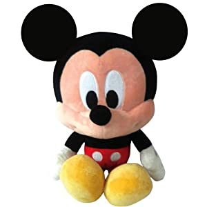 Disney Mickey Big Head - Soft Boa