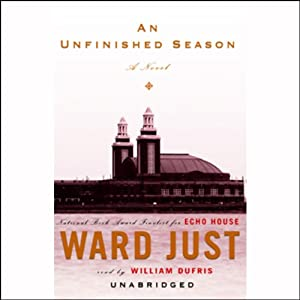 An Unfinished Season Audiobook