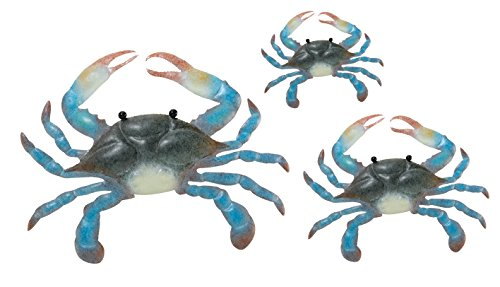 Regal Art and Gift Blue Crab Wall Decor, Set of 3