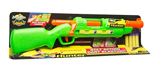 Buzz Bee Toys Air Warriors Hunter Toy