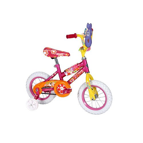 Dora the Explorer Girls 12 Inch Bicycle