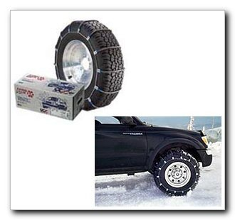 Security Chain Company TC2111MM Radial Chain LT Tire Chains for Select Light Trucks - Set of 2 (Jeep Grand Cherokee Snow Tires compare prices)