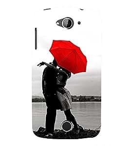 99Sublimation Kissing Couple 3D Hard Polycarbonate Designer Back Case Cover for Acer Liquid Z530 :: Acer Liquid Z530S