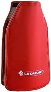 Le Creuset Wine Cooler Sleeve, Cerise from Le Creuset UK Ltd