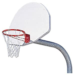 Buy MacGregor Extra-Tough Basketball System with Natural Backboard by MacGregor