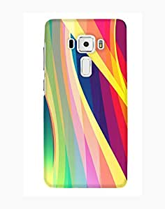 PickPattern Back Cover for Asus Zenfone 3 Deluxe ZS570KL