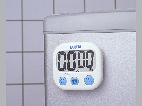 Td-384-wh White or Look At the Tanita Digital Timer (japan import)