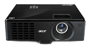 "Acer X1210K - Proyector, 2300 Lúmenes del ANSI, DLP, XGA (1024x768), 73.7 - 762, 1.85 - 19.4 cm (29 - 300, 0.73 - 7.62 ""), 1.2 - 11.3 m, 2000:1"