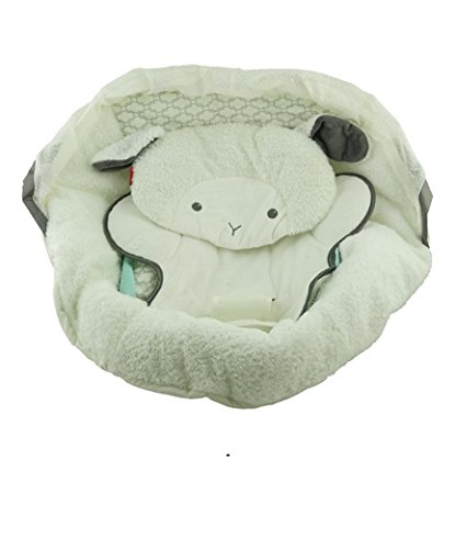 Fisher Price Cradle n Swing Replacement Pad (BGB34 Little Lamb Cradle Swing Pad) (Fisher Little Lamb compare prices)