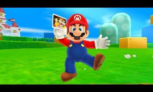 Super Mario 3D Land, nintendo