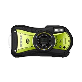 Optio WG-1 14MP 5X Gps-green