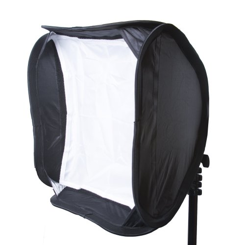 "Neewer® Photo Studio Multifunctional 16x16""/40x40cm Softbox with S-type Speedlite Flash Bracket Mount and Carrying Case for Portrait or Product Photography"
