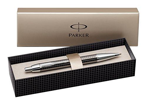 parker-im-chrome-trim-premium-ballpoint-pen-with-medium-nib-gift-boxed-chiselled-deep-gunmetal