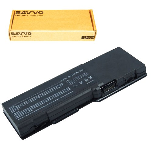 Bavvo 9-apartment Laptop Battery for DELL INSPIRON 6400 E1505 E 1505 1501,P/N: GD761 RD857 KD7��