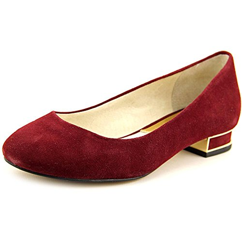Michael Michael Kors Joy Kitten Pump Donna US 6 Rosso Ballerine