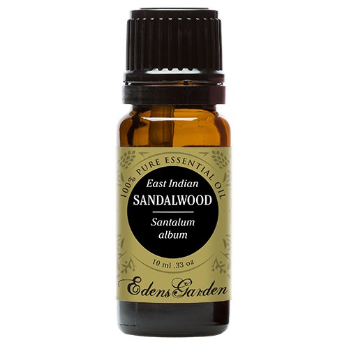 Sandalwood (East Indian) 100% Pure Therapeutic Grade Essential Oil by Edens Garden- 10 ml