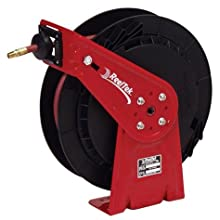 Reelcraft RT425-OLP 1/4-Inchx25 Air/Water Hose Reel