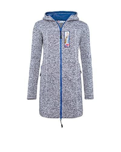 Nebulus Chaqueta Soft Shell Fleece Coat Bern Azul