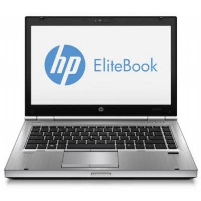 HP EliteBook 8470p C6Z87UT 14.0 LED Notebook Intel Core i5-3210M 2.5GHz 4GB DDR3 500GB HDD DVD-Litt Intel HD Graphics Bluetooth Finger Impress Reader Windows 7 Professional with Win8 Pro LicenseOS10 Platinum