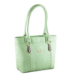 Voaka Women's GREEN Handbag