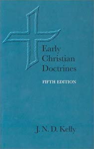 "Cover of ""Early Christian Doctrines"""