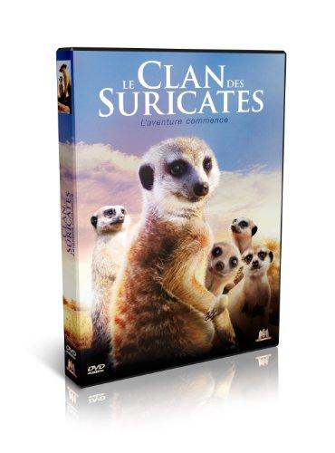 Le clan des suricates : L'aventure commence