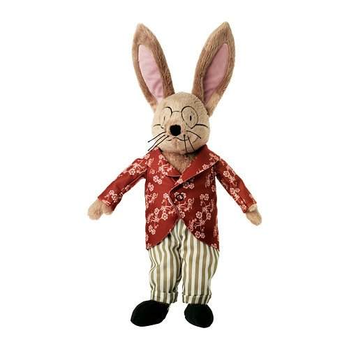 Ikea Piphare Plush Bunny Rabbit - 1