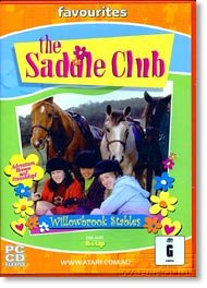 Saddle Club: Willowbrook Stables (PC) (Computer Game)
