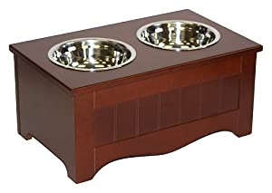 Small Pet Food Server & Storage Box from PetsOhYeah