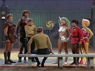 "Amazon.com: Star Trek: Season 2, Episode 16 ""The Gamesters of ..."