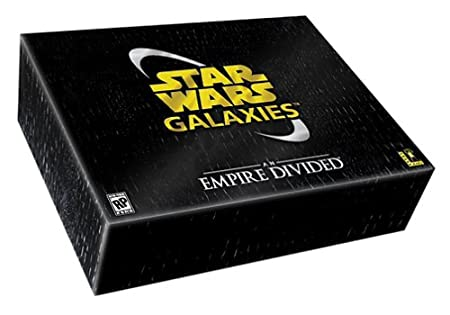 Star Wars Galaxies: An Empire Divided Collectors Edition