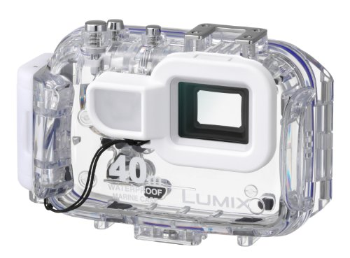 Panasonic DMW-MCFT3E 40m Marine Housing for Lumix FT3