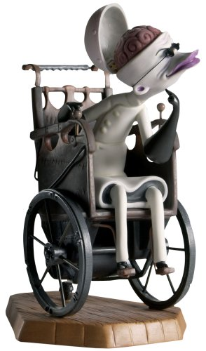Walt Disney Classics Collection - Statue: Tim Burton's The Nightmare Before Christmas - Dr. Finklestein (Unhinged)