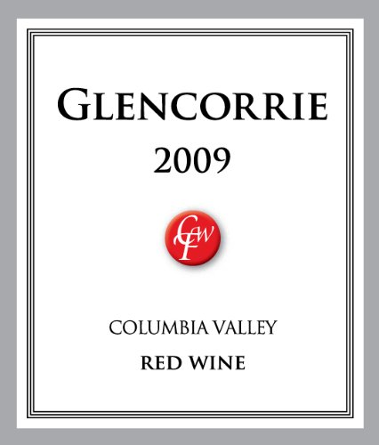 2009 Glencorrie Red Blend Of Cab, Merlot, Malbec 750Ml