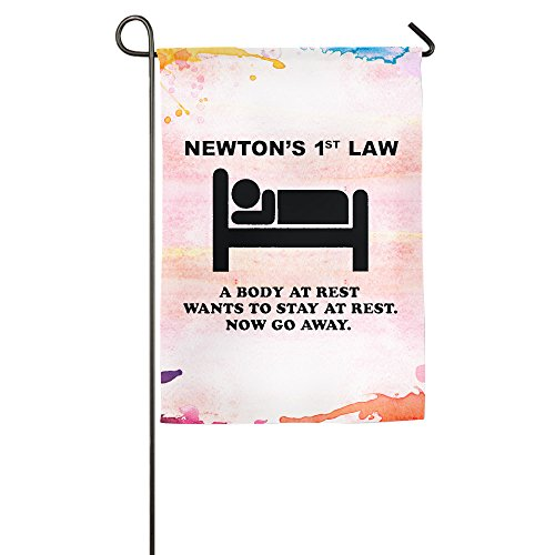 particular-colored-newtons-1st-law-now-go-away-halloween-gift-beautiful-durable-house-flag