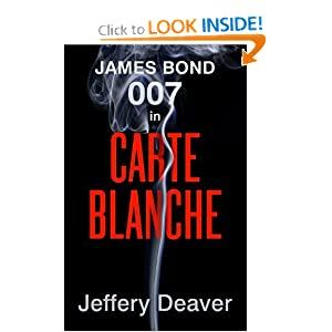 Carte Blanche - Jeffrey Deaver