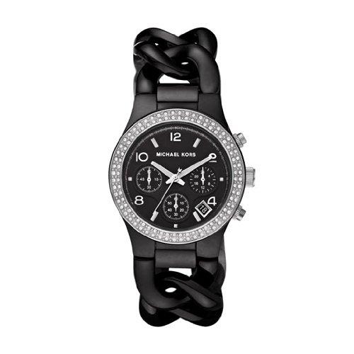 Michael Kors Chronograph Black  Michael Kors Watches Black Ceramic