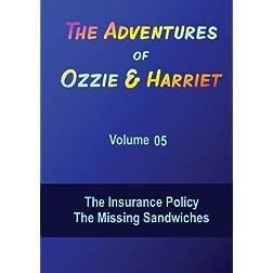 Ozzie & Harriet [Volume 05]
