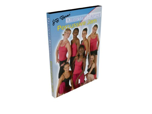 Buy Urban Rebounder Deante Dance Percussive Jam DVD From Amazon