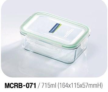 """Rotho gâteau cloche /""""Fresh/"""" gâteau boîte de transport Vert//Transparent Gâteau Récipient"""