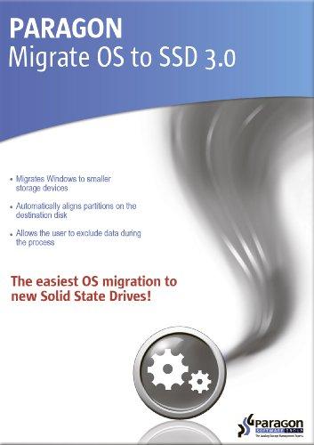 PARAGON MIGRATE OS TO SSD 3.0 RUSSIAN СКАЧАТЬ БЕСПЛАТНО