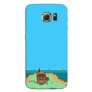 KIDS GAME BACK COVER FOR SAMSUNG GALAXY S6