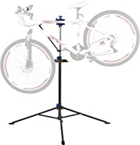 Everhold Bicycle Work Stand with Tool Tray