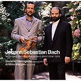 バッハ:VNとチェンバロのためのソナタ集 BWV.1014~9
