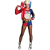Deluxe Suicide Squad Harley Quinn Women's Costume + $5 Gift Card